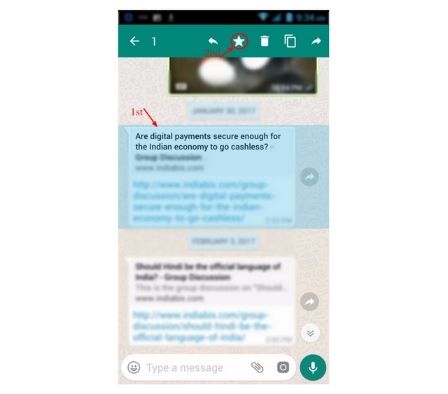 17 Amazing Whatsapp Tricks And Tips For Android